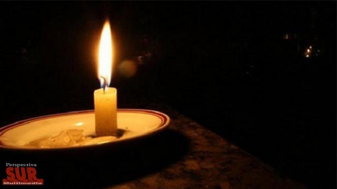 Más de 8 mil afectados por cortes de luz