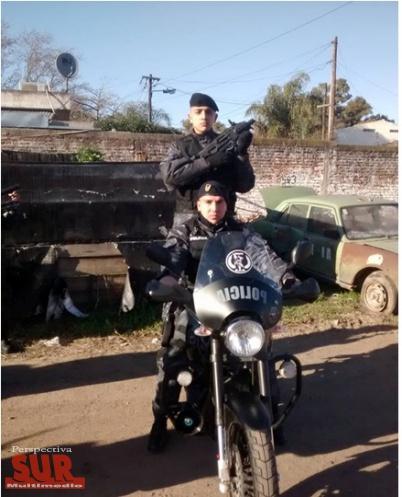 Personal del GAD detuvo a un arrebatador en Florencio Varela