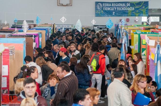 Comienza  la instancia regional de la Feria de Ciencia y Tecnología