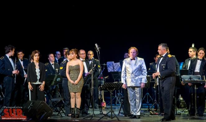 73� aniversario del �rea Material Quilmes en el Teatro Municipal