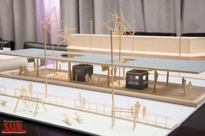 Presentaron proyecto de remodelación de la Estación de Florencio Varela