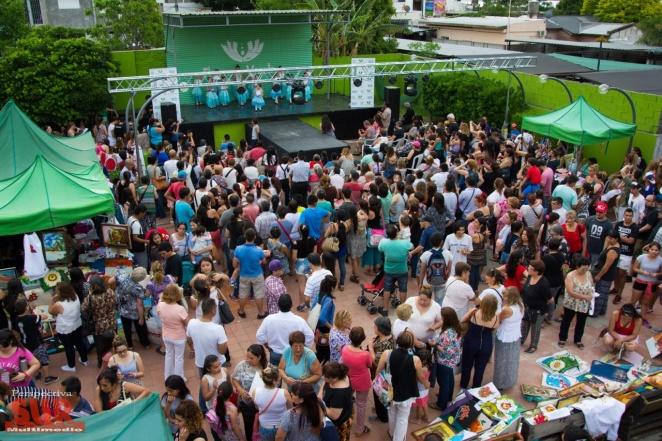 La fiesta de la cultura en Varela interrumpida por una amenaza de bomba