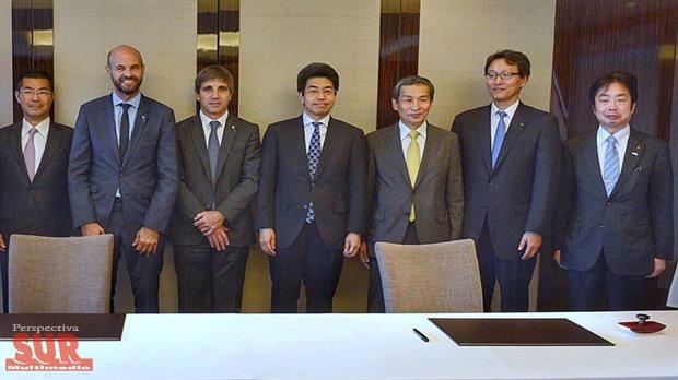 El Gobierno acordó con Japón la compra de tecnología para el frenado automático de trenes