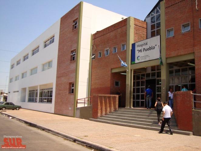 """Provincia brindó detalles de la nueva guardia del Hospital """"Mi Pueblo"""" de Varela"""