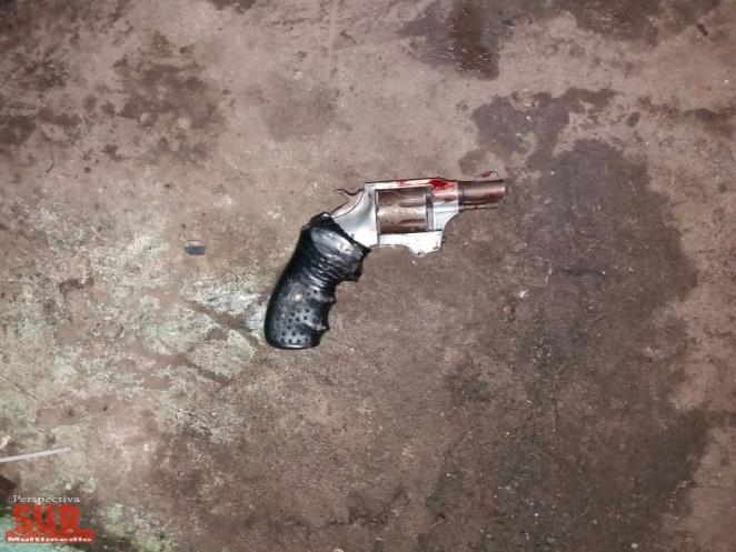 Evitan toma de rehenes y detienen a peligroso delincuente luego de un tiroteo