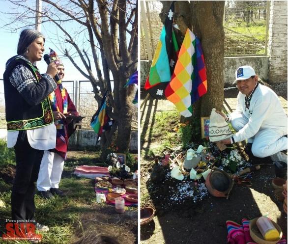 Pueblos Originarios celebraron la Pachamama en Florencio Varela
