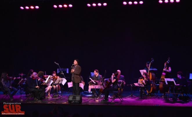 Se presentó la Orquesta Escuela de Tango y Jazz de Varela en el Teatro Municipal