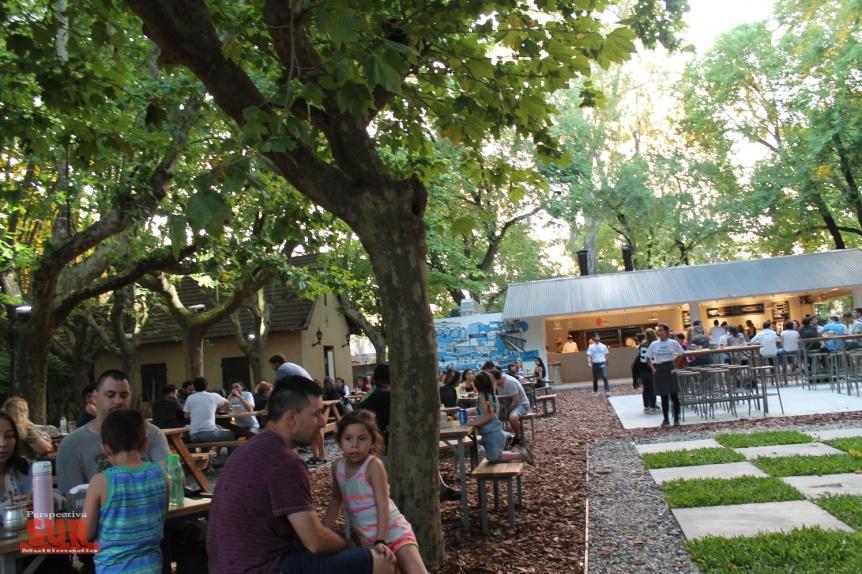 Ya Abri El Jard N Cervecero Del Parque De La Cervecer A Quilmes