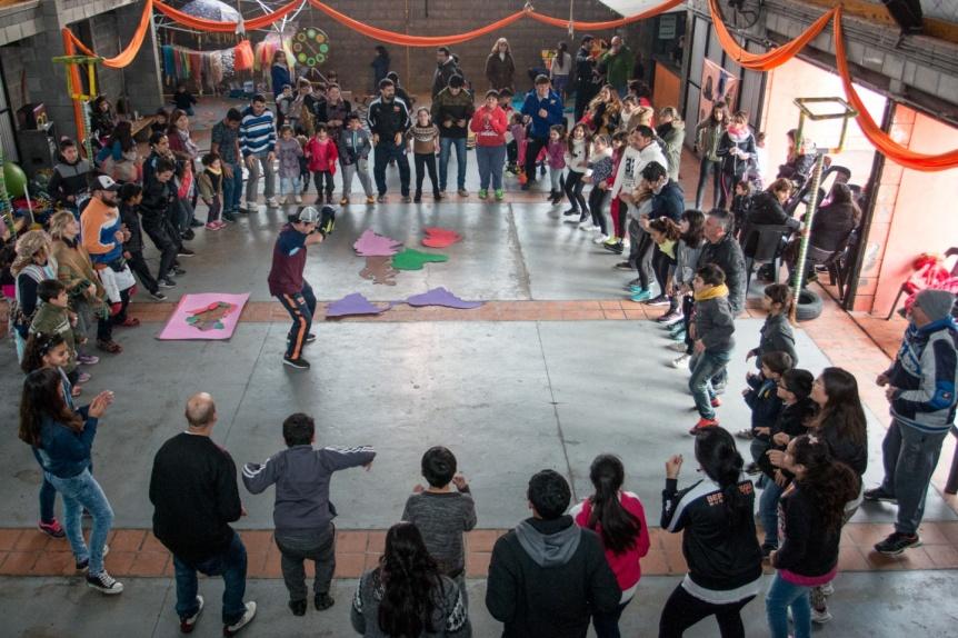 La diversi�n en vacaciones de invierno no se detiene en Berazategui