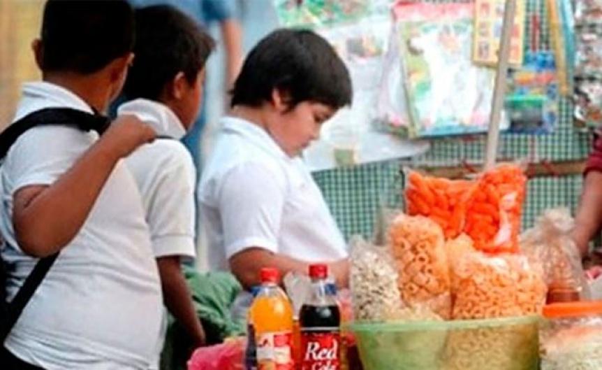Promueven políticas escolares para prevenir el sobrepeso infanto-juvenil
