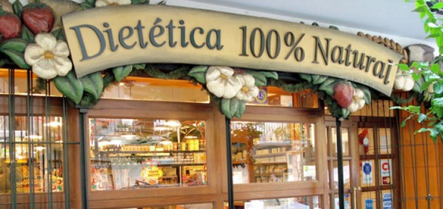 Las diet�ticas son visitadas por el 66% de los hogares
