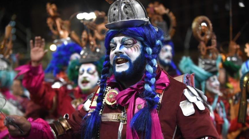 El Carnaval alrededor del mundo
