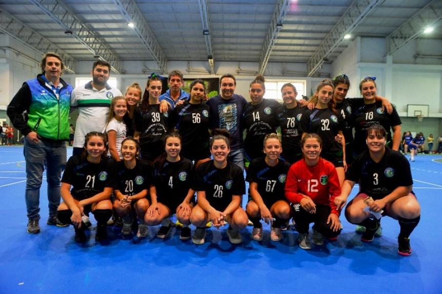 Dos equipos varelenses frente a frente en la copa FeMeBal