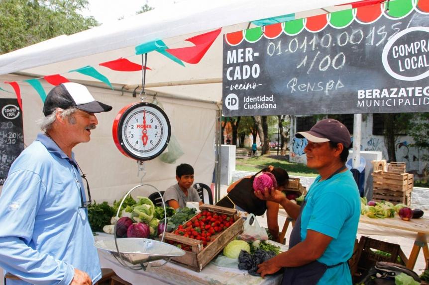 Berazategui: Productos al mejor precio en Mercado Vecino itinerante