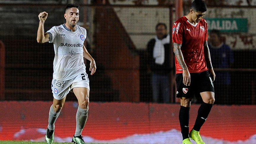Argentinos Juniors venci� a Independiente en La Paternal