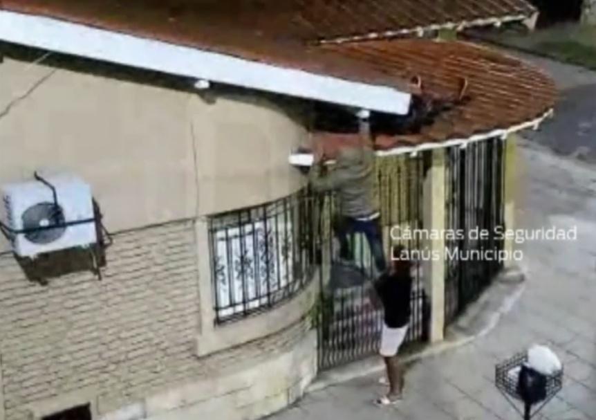 Intentaron entrar a una casa, los detuvieron y la Justicia los liberó en minutos