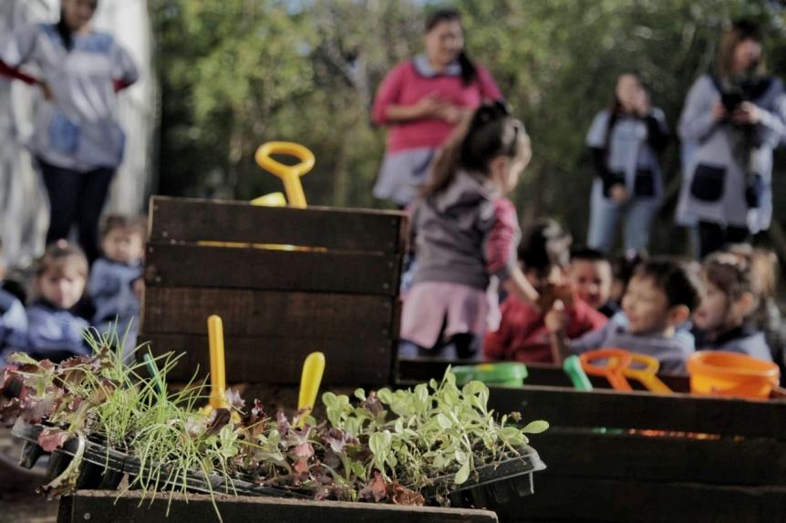 El Municipio de Quilmes inició el programa de Huertas en los ...