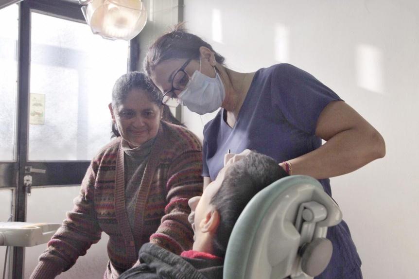 Programa municipal de intervenci�n bucal para pacientes con discapacidad