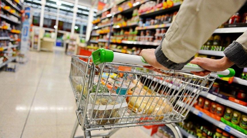 La inflaci�n de abril es de 3,4%, se desaceler� por primera vez en el a�o y alivia al Gobierno