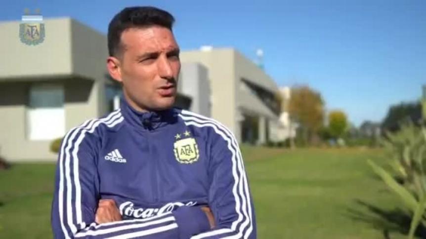 Lionel Scaloni dio a conocer a los 23 convocados para la Copa Am�rica