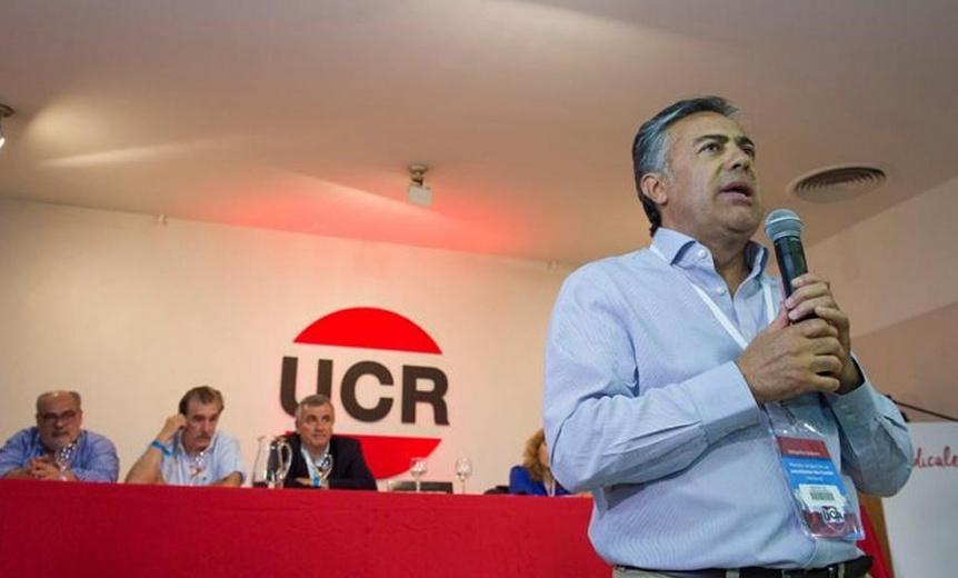 La UCR define su futuro electoral en una cumbre en Parque Norte