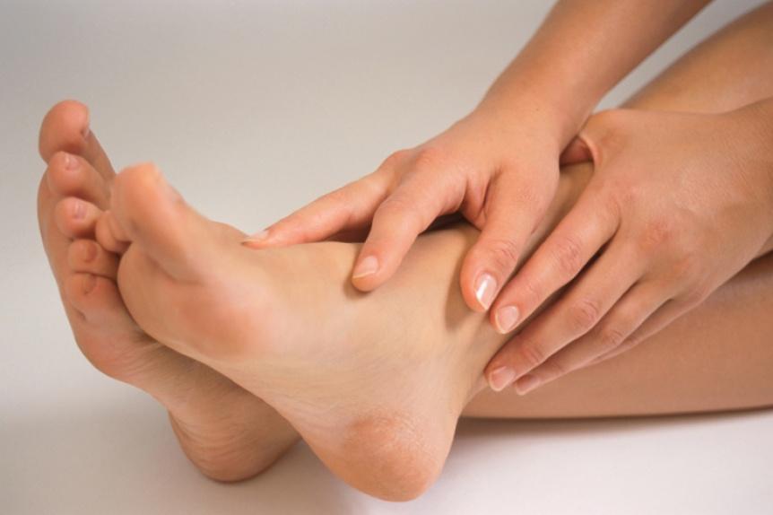 C�mo cuidar el pie del enfermo diab�tico