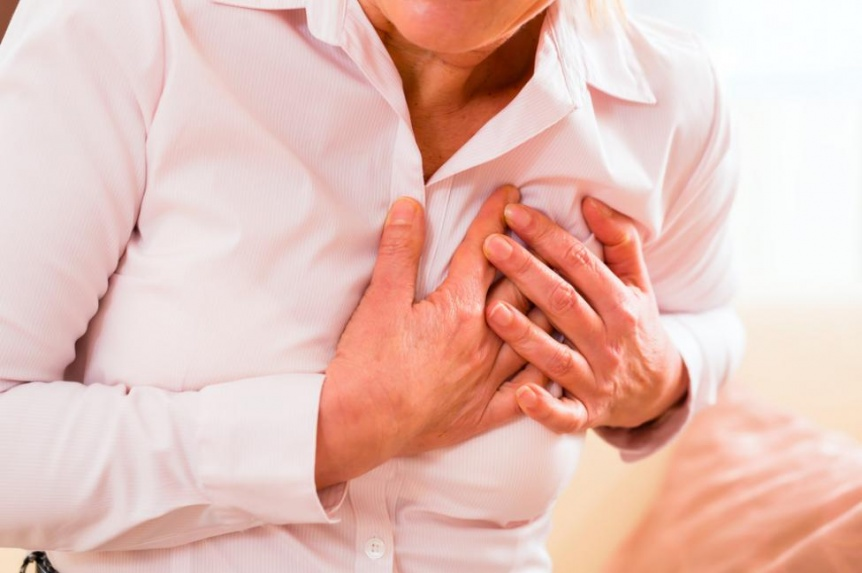 La angina de pecho est� relacionada con el riesgo de infarto