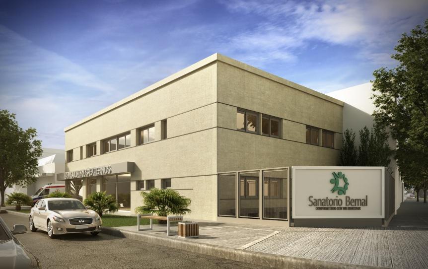 Sanatorio Bernal inaugurar� nuevos consultorios en su 40� aniversario