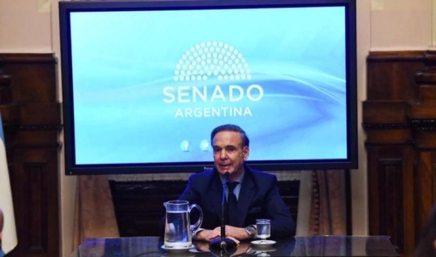 """Pichetto confirmó que aceptó """"inmediatamente"""" la propuesta de ser vice de Macri"""