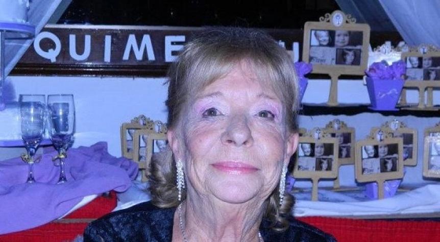 Falleci� la radical hist�rica Irene Ferreiros