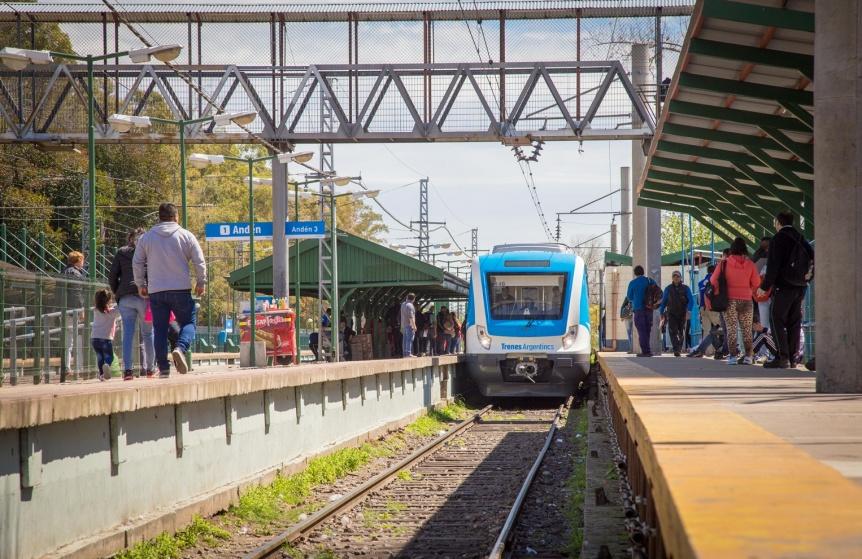 Trenes Argentinos ya reporta en tiempo real el estado del servicio en google maps