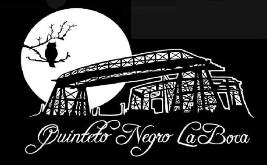 Quinteto Negro La Boca en el Club Mitre