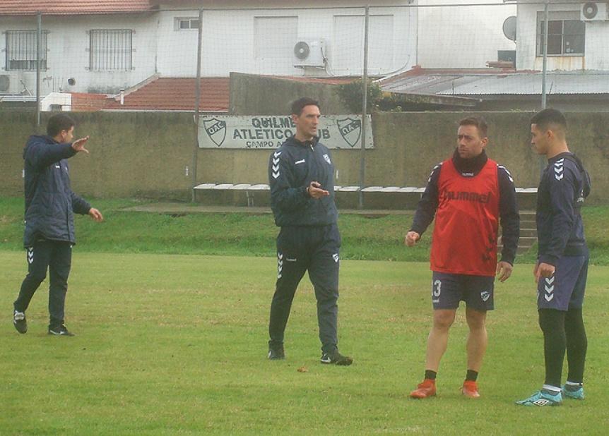 Quilmes cierra la semana con dos amistosos ante Agropecuario