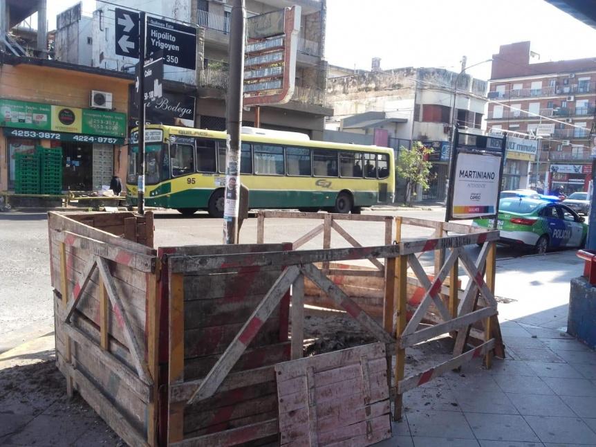 Frustran millonario robo de cables telef�nicos en Quilmes centro