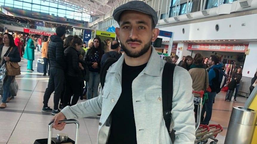 Mat�as Vargas viaj� a Espa�a para sumarse al Espanyol