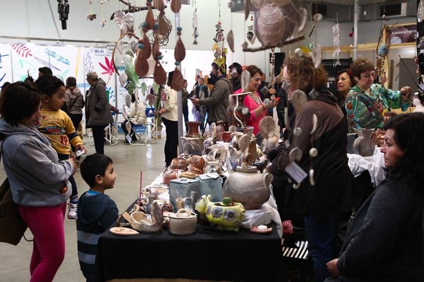 Ya se palpita una nueva Feria Nacional de Artesan�as en Berazategui