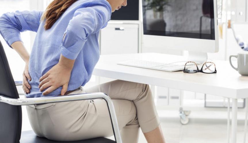 Dolor de espalda: Un mal que persigue a seis de cada diez argentinos