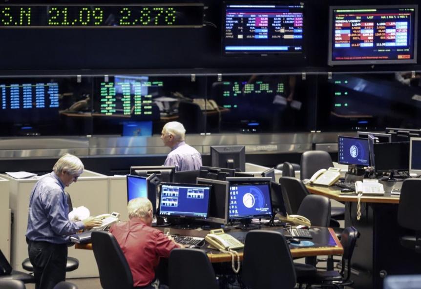 Las grandes empresas perdieron US$ 18.144 millones en el d�a despu�s de las PASO