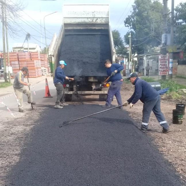 Mejoras en Ingeniero Allan, Bosques, La Capilla y Villa Mónica Nueva