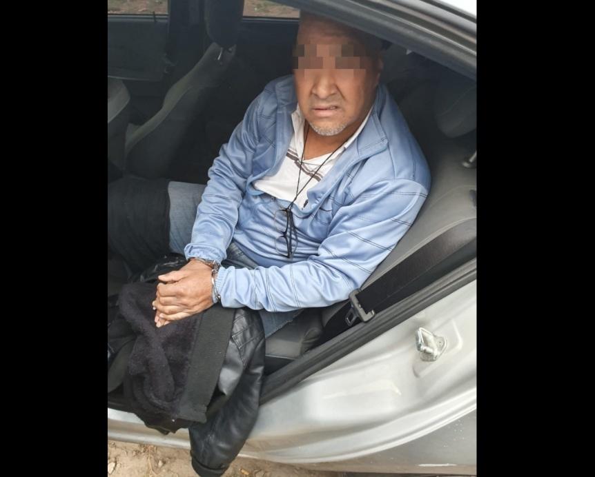 Detienen a un hombre condenado a 10 años de prisión por abuso sexual agravado