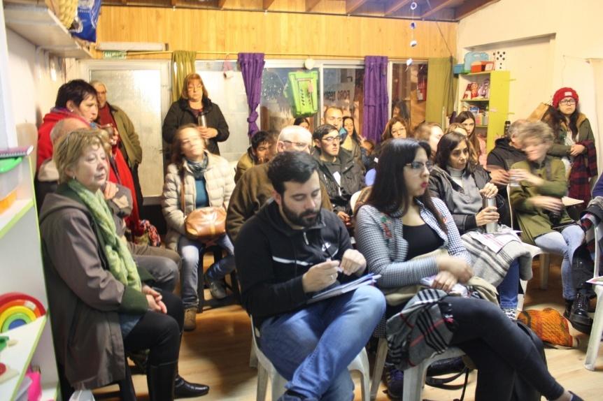 """Segundo encuentro del ciclo """"Problemas y Soluciones Socio ambientales"""""""