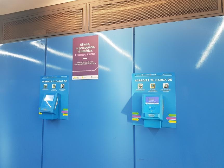 SUBE instala nuevas terminales autom�ticas en estaciones de tren