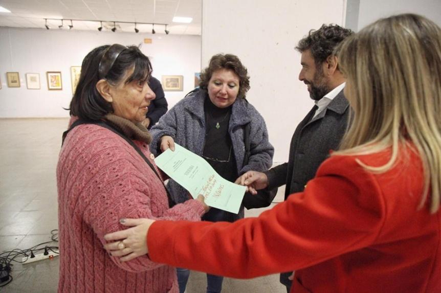 El Municipio de Quilmes entreg� 25 actas de protecci�n de vivienda