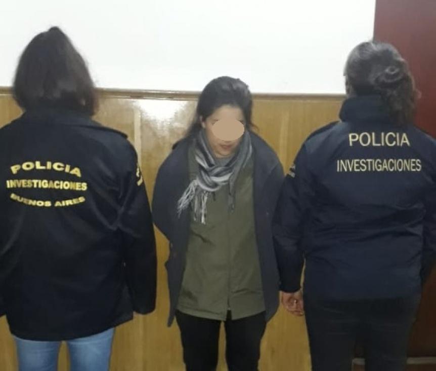 Detuvieron a la mamá biológica de un bebé abandonado en Berazategui