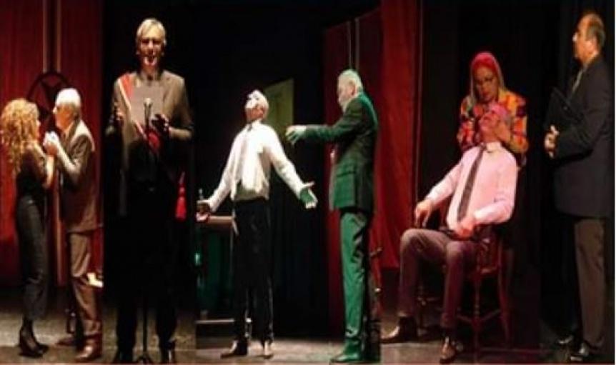 Teatro a la carta en Casa de Arte Doña Rosa