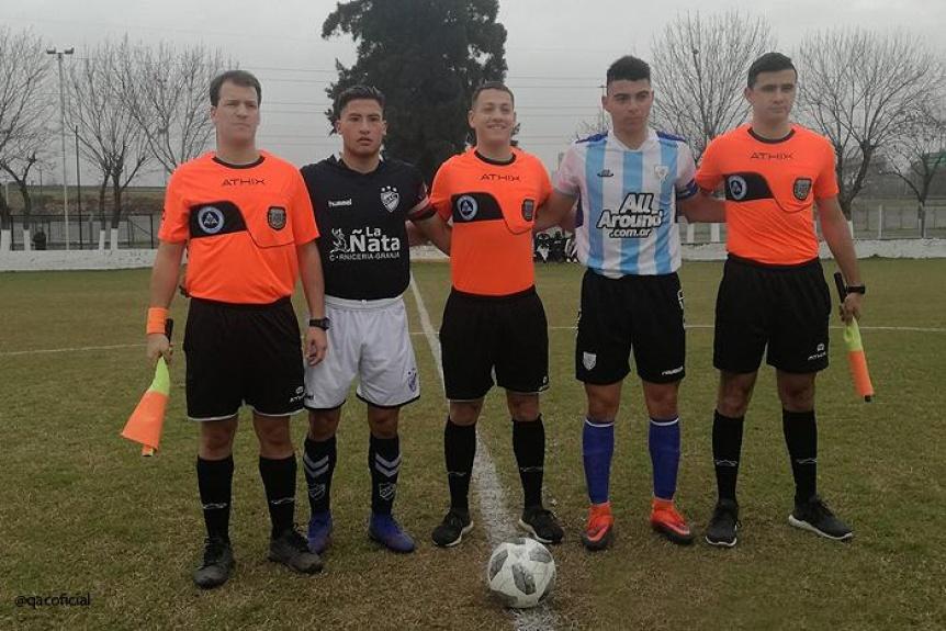 Quilmes y Rafaela dividieron puntos