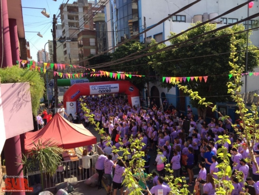 """Sanatorio Modelo: """"La maratón Quilmes 5K promueve la salud y el deporte"""""""