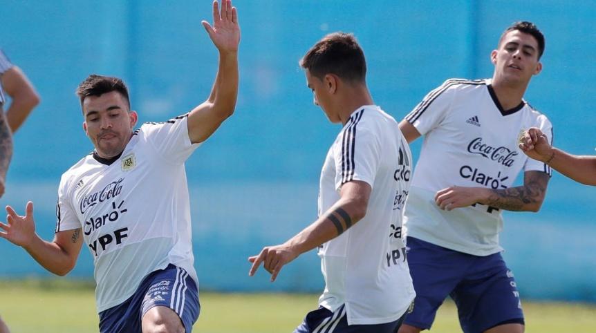 La selección juega el último de los amistosos ante México
