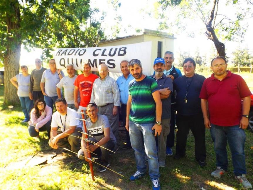 Cumple 70 a�os el Radio Club Quilmes comunicando radioaficionados