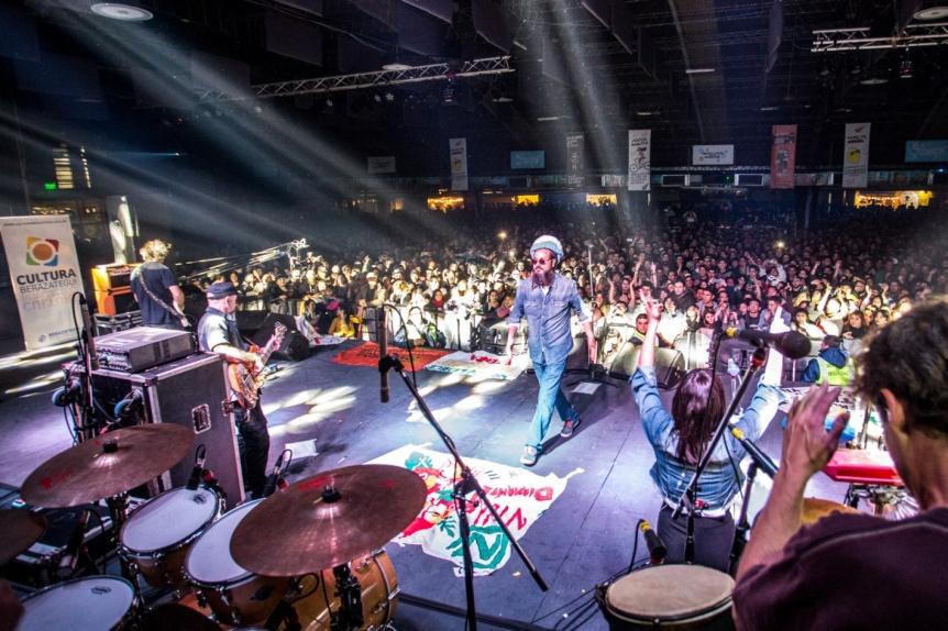 """Más de 30 mil personas vibraron con el """"Bera Rock 2019"""""""